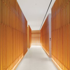 Kitchen And Bath Showrooms Vent Hoods Richard Meier Designs South Korea's Hotel Seamarq