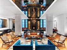 Interior Hotel Van Zandt Austin