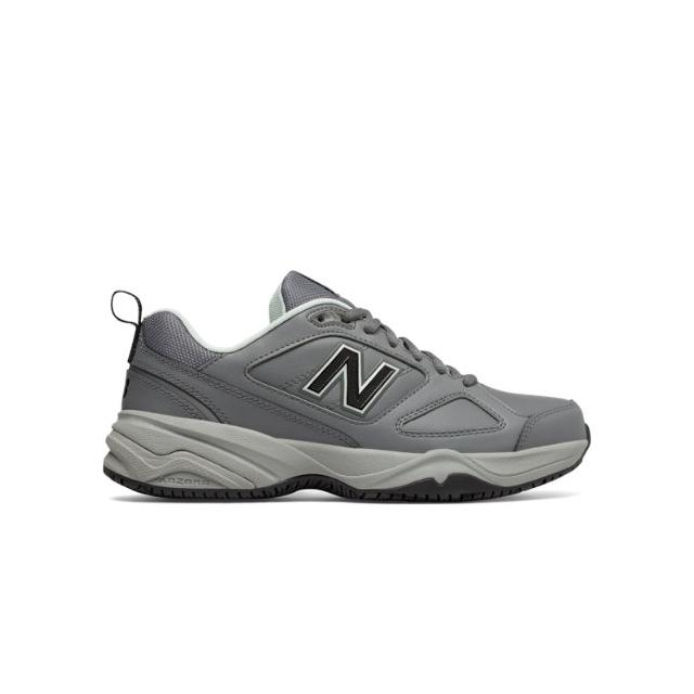 Ladies Slip Resistant Work Shoes