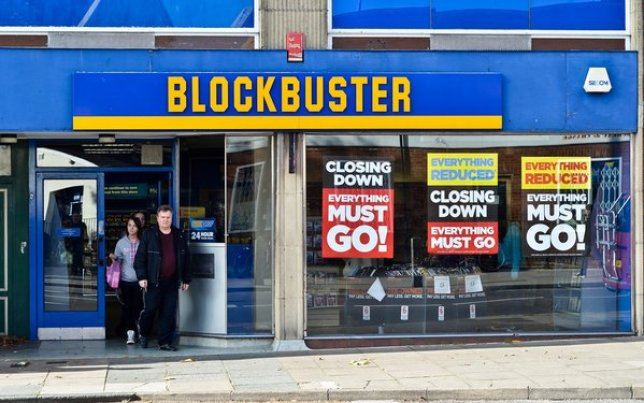 Could Blockbuster Video Have Been Netflix? 03/27/2018