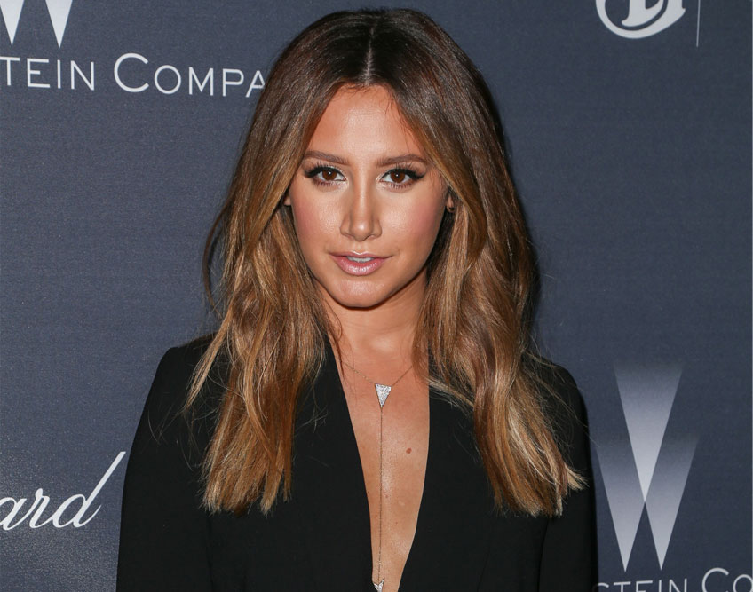 Ashley Tisdale Dishes On Her New Beauty Line Fashion