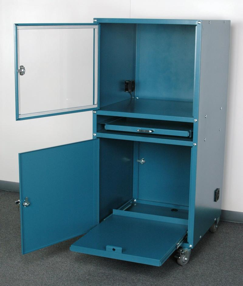 Enclosed Desk
