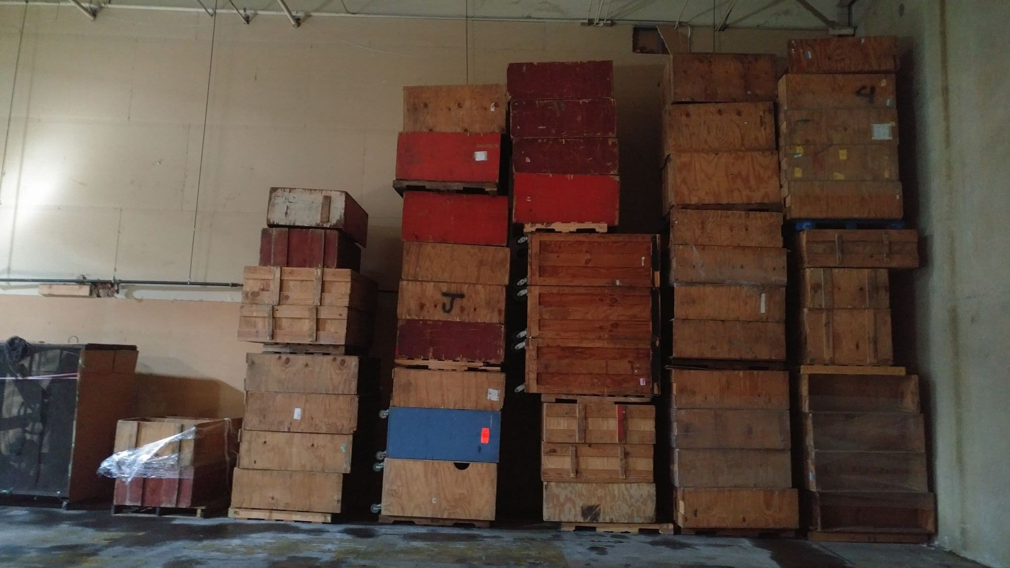 Storage Unit Auction  Atlanta Ga