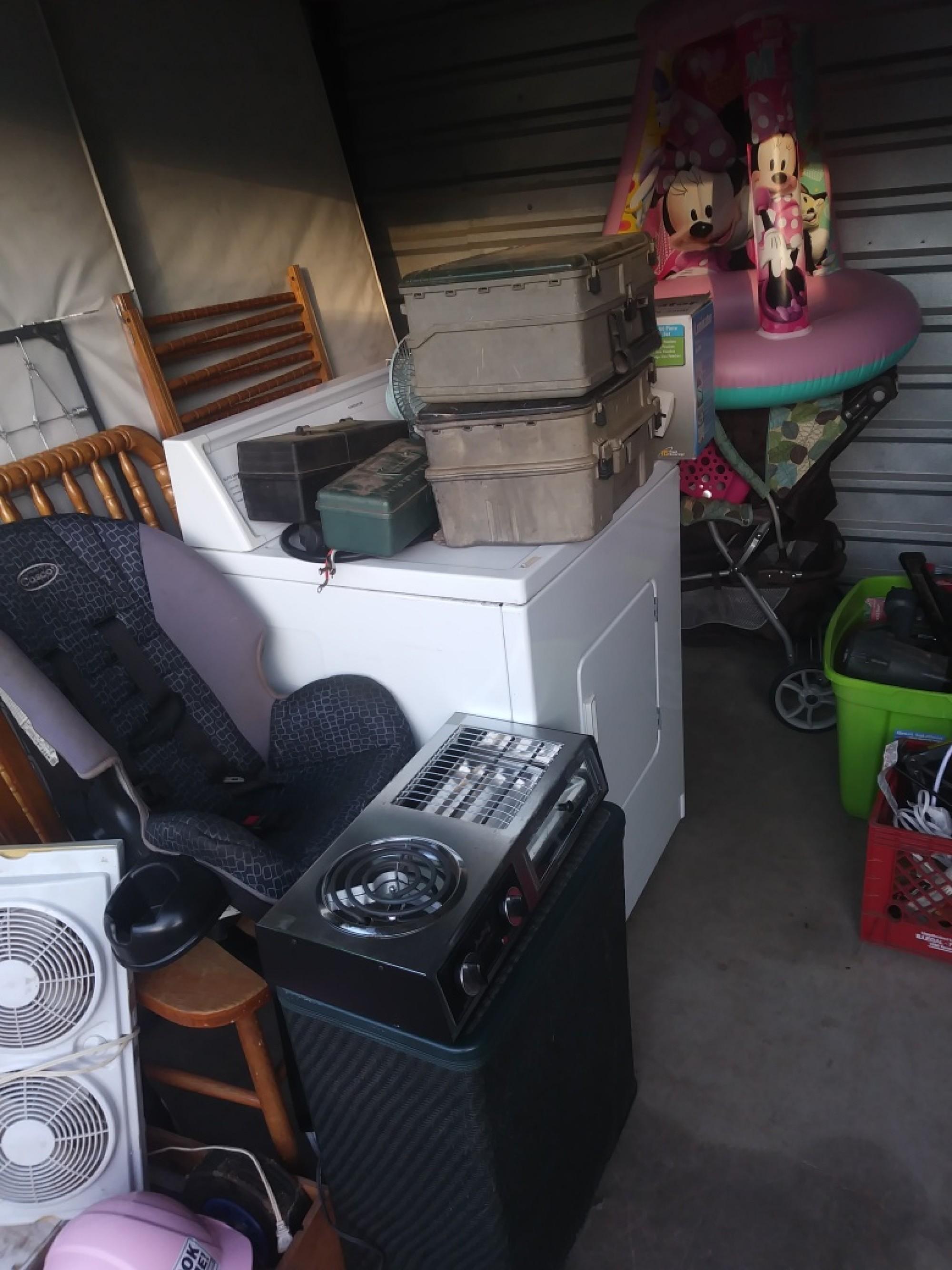 Storage Unit Auction 802821 Lufkin TX