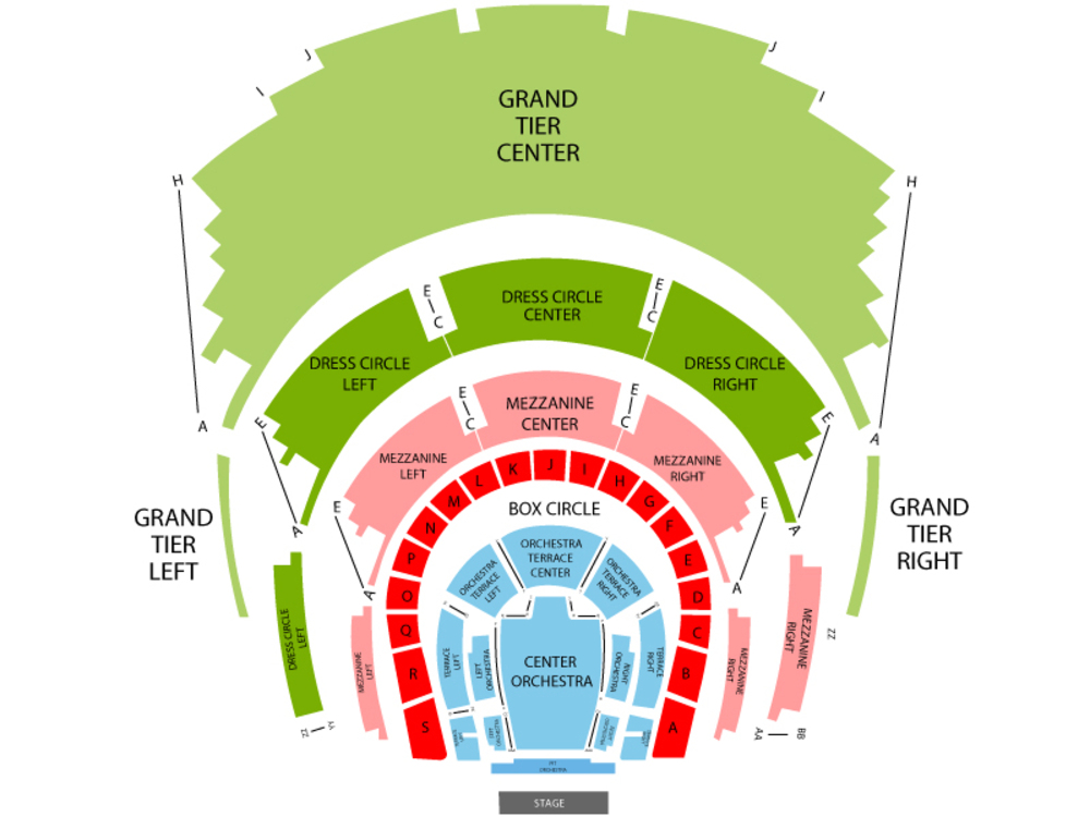 Winspear opera house seating chart also beautiful the carole king musical at dallas rh teamonetickets