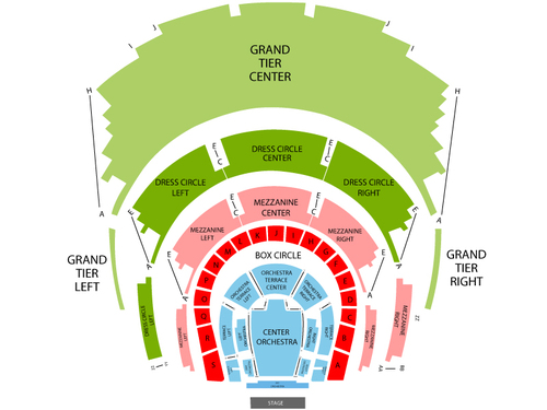 Winspear opera house seating chart also dallas falstaff at tx april rh teamonetickets