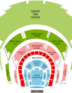 Winspear opera house seating chart hairspray at dallas tx july also erkalnathandedecker rh