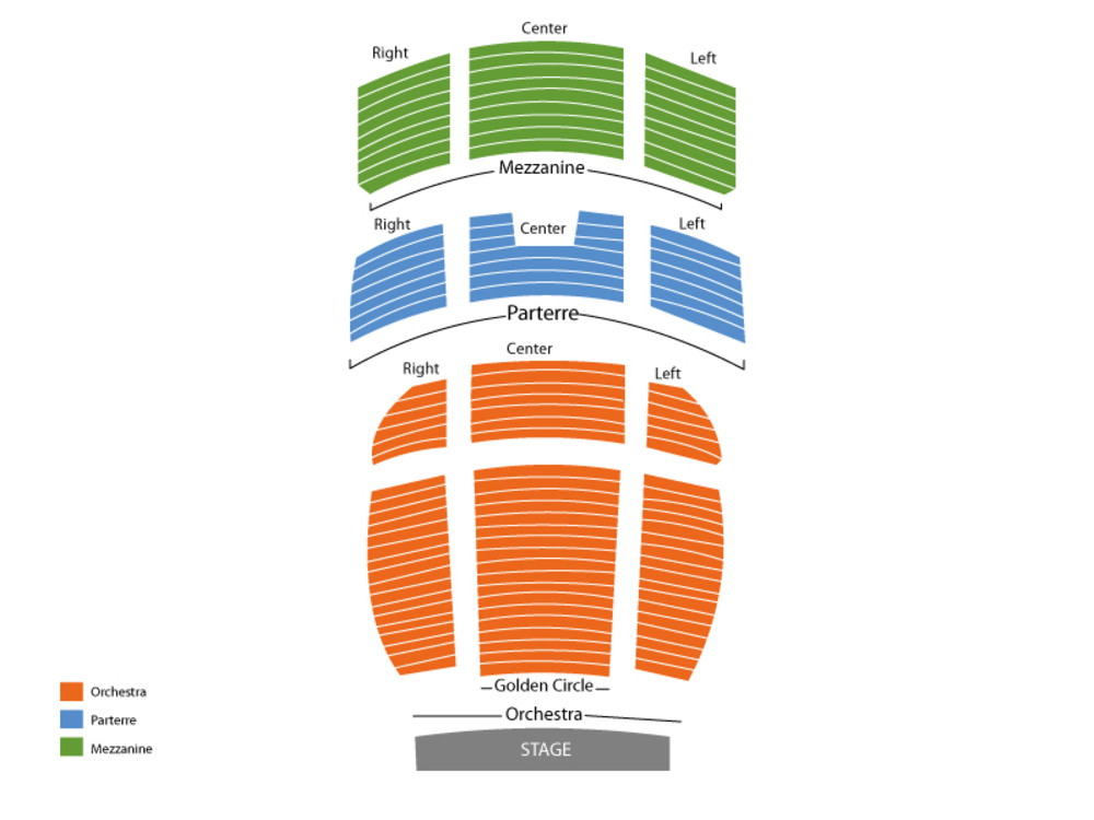 Venetian theatre hotel  casino seating chart also and rh teamonetickets