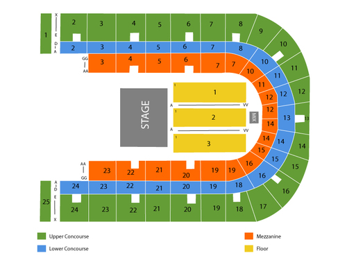 War memorial at oncenter seating chart also  events in syracuse ny rh goldcoasttickets