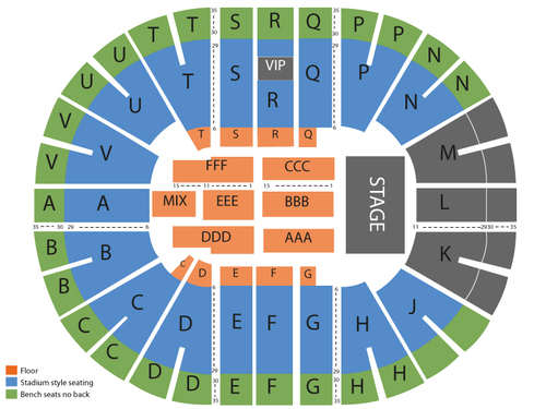 Viejas arena seating chart also  events in san diego ca rh goldcoasttickets