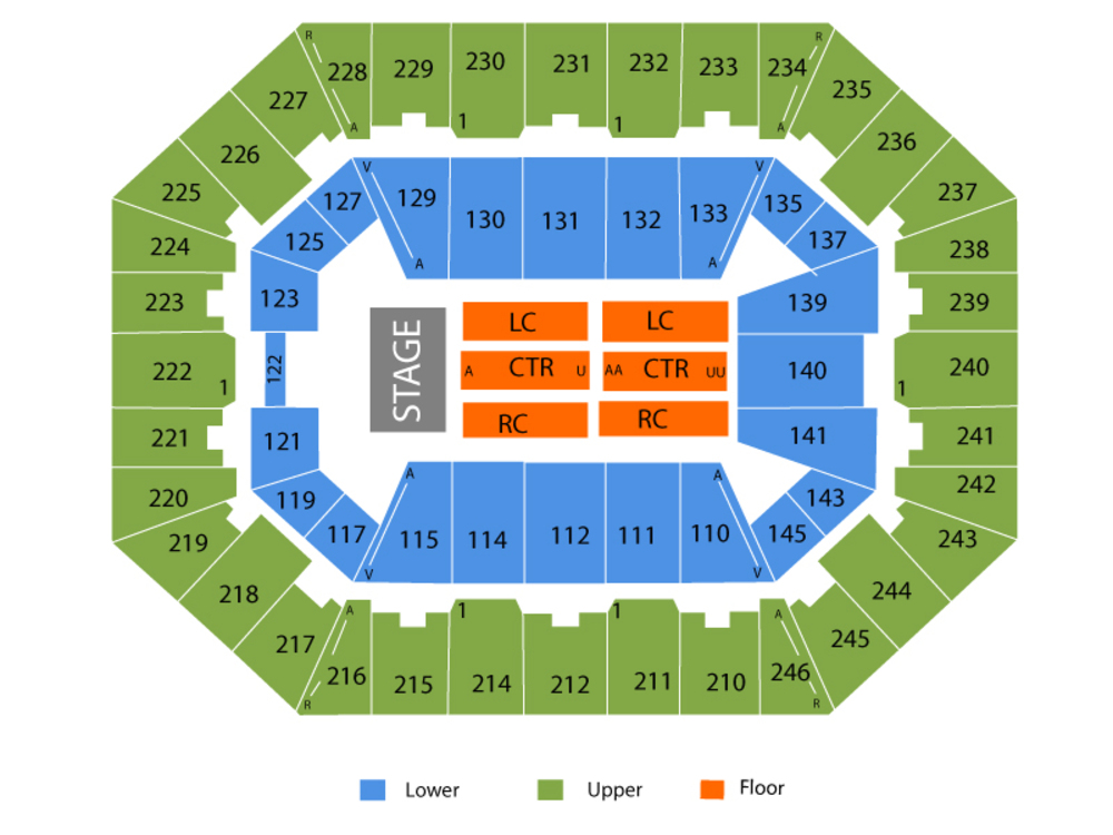 Charleston civic center seating chart also and tickets rh teamonetickets