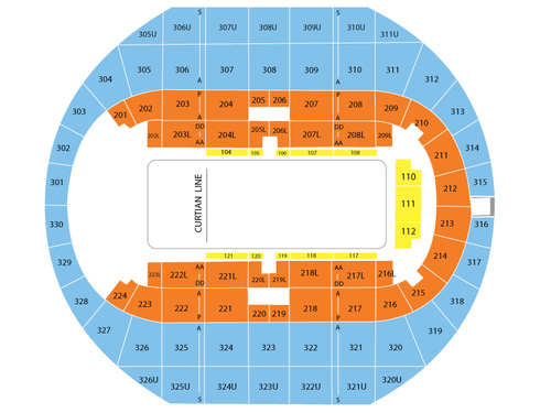 Disney on ice years of magic also von braun center arena seating chart  events in huntsville al rh goldcoasttickets