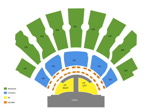 Jennifer lopez florida georgia line also zappos theater at planet hollywood seating chart  events in las rh goldcoasttickets