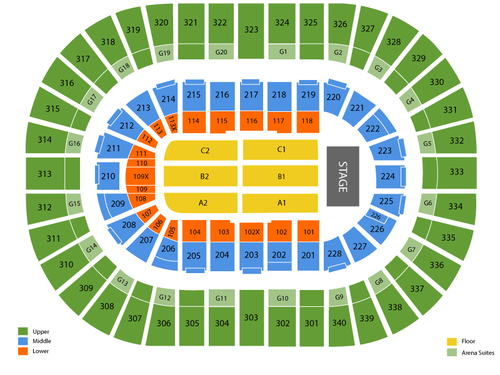 The new coliseum seating chart also  events in uniondale ny rh goldcoasttickets