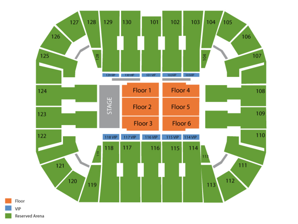 Eaglebank arena seating chart also and tickets rh teamonetickets