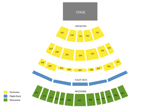 Verizon theatre at grand prairie seating chart also  events in rh goldcoasttickets