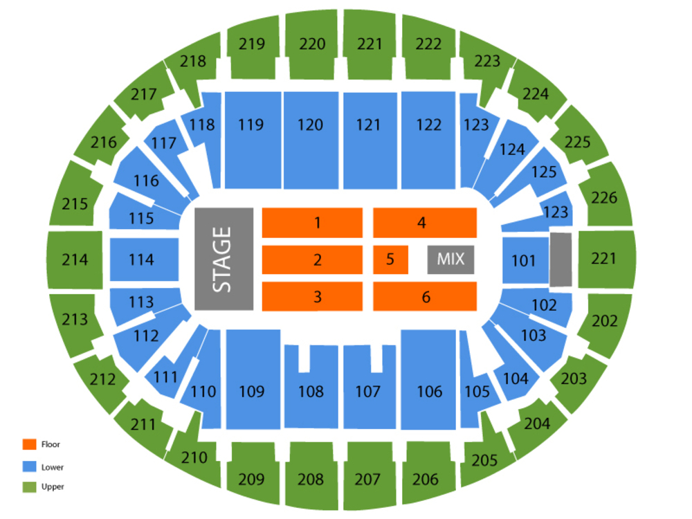 Snhu arena formerly verizon wireless nh seating chart also newfoundland growlers at manchester monarchs rh teamonetickets