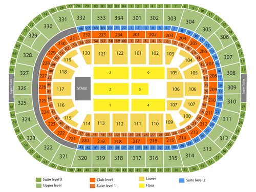 United center seating chart also  events in chicago il rh goldcoasttickets