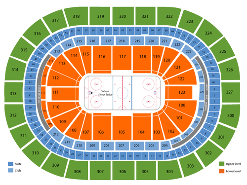 Keybank center seating chart also  events in buffalo ny rh goldcoasttickets