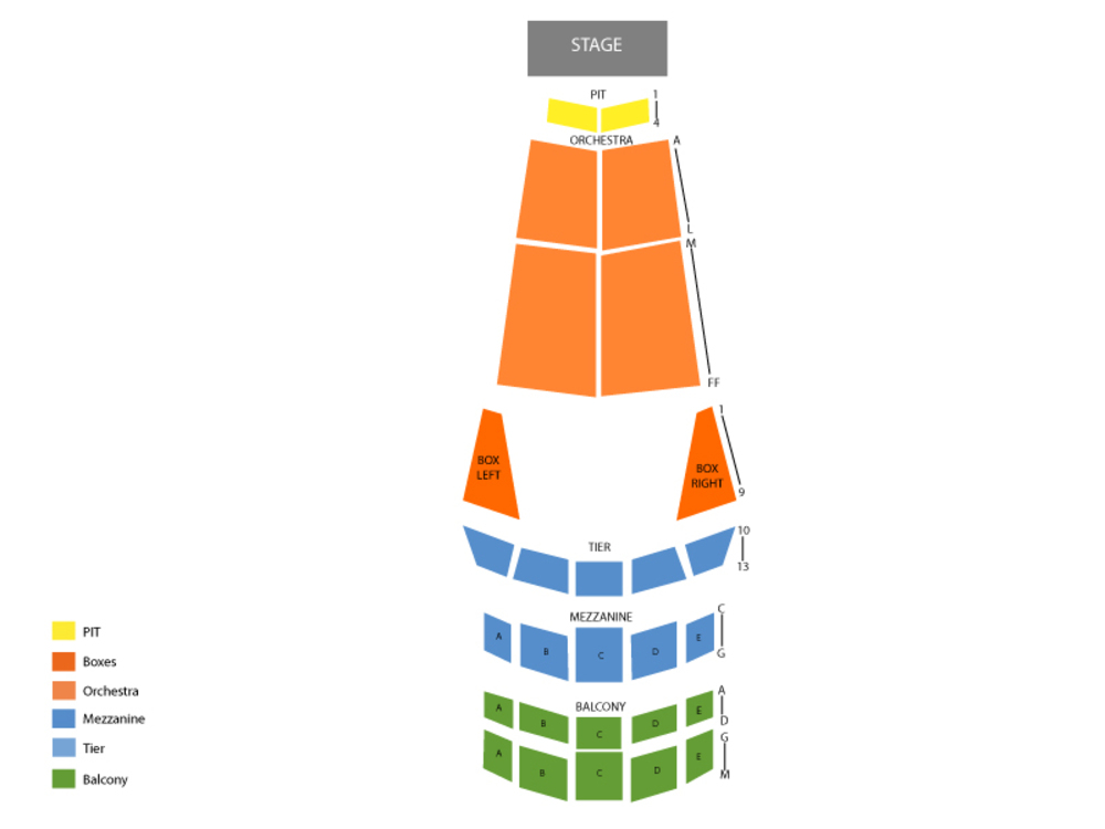 Jones hall seating chart also and tickets rh teamonetickets