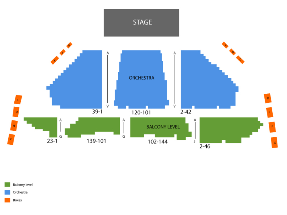 Winter garden theatre toronto seating chart also and tickets rh teamonetickets
