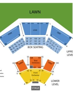 also wolf trap seating chart loge elcho table rh elchoroukhost