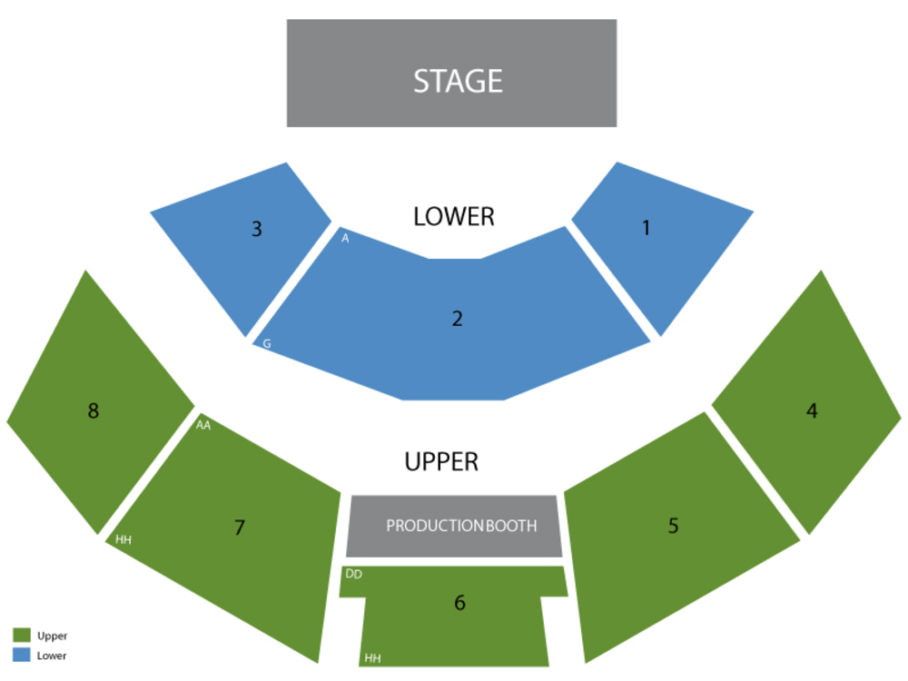 Sands showroom at the venetian seating chart also and tickets formerly rh teamonetickets