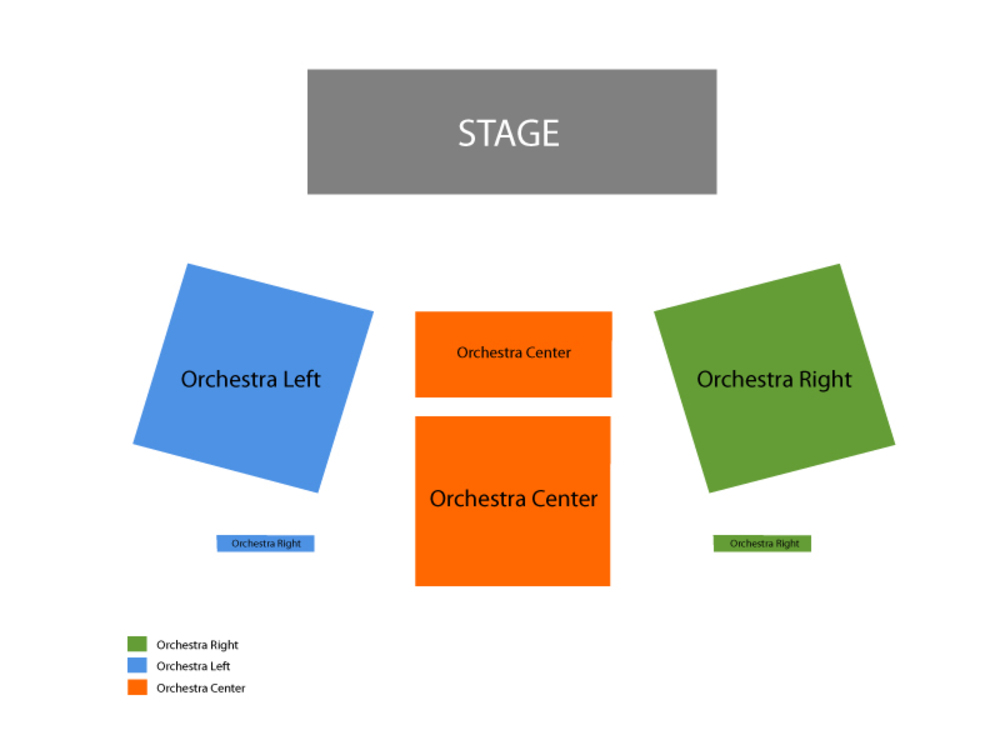 Westside theatre upstairs seating chart also and tickets formerly rh teamonetickets