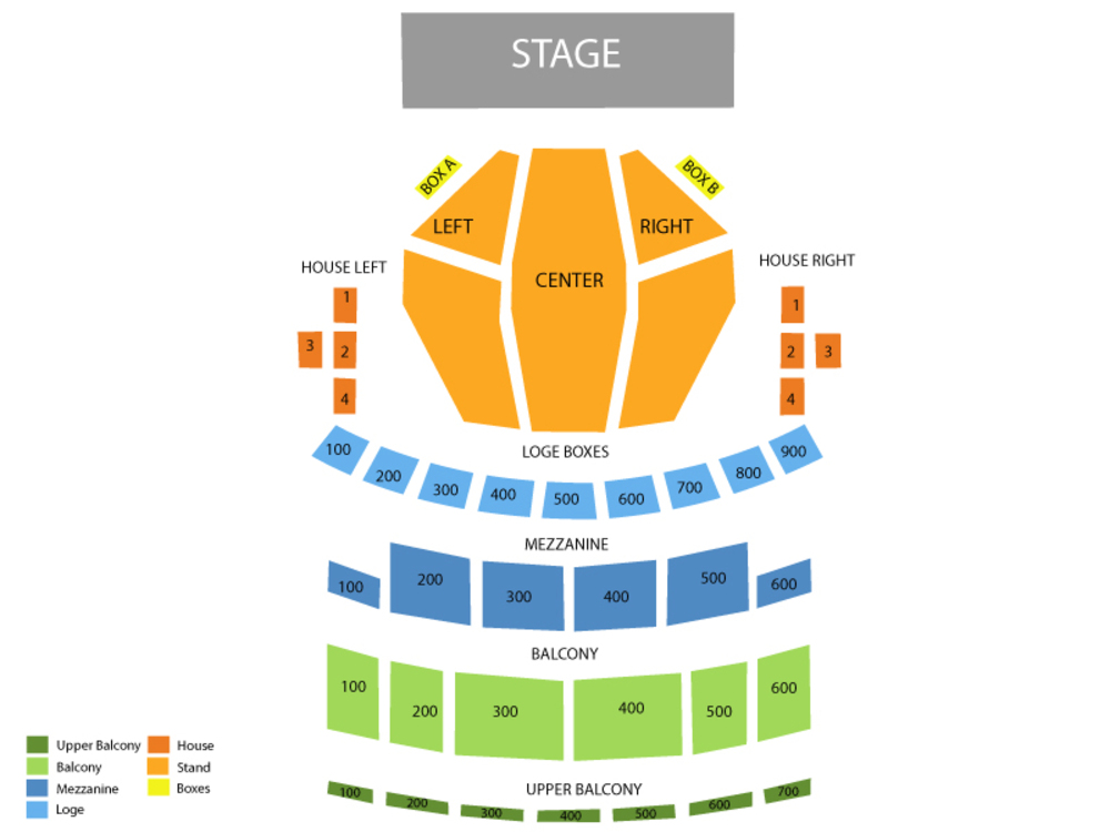 Palace theatre playhouse square center seating chart also and tickets rh teamonetickets