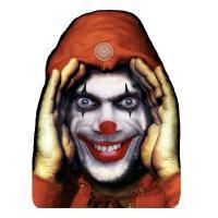 Scary Peeper Cling Halloween Dcor: Clown 855721006202 | eBay