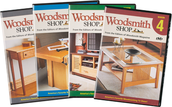 Woodsmith Top Video Tips