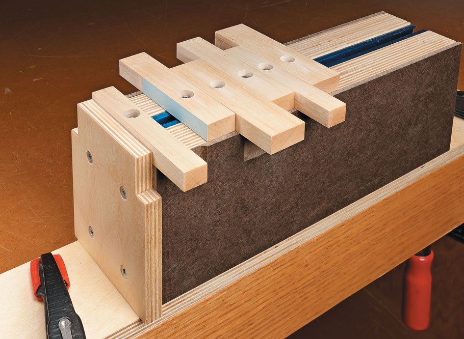 Woodsmith Box Joint Jig