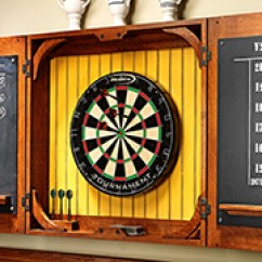 Decorative Chalkboard For Kitchen Best Way To Remove Grease From Cabinets Dartboard Cabinet