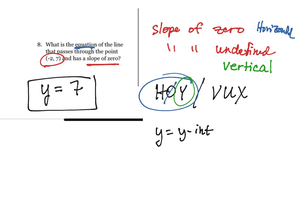 Review For Test 2a Selected Problems