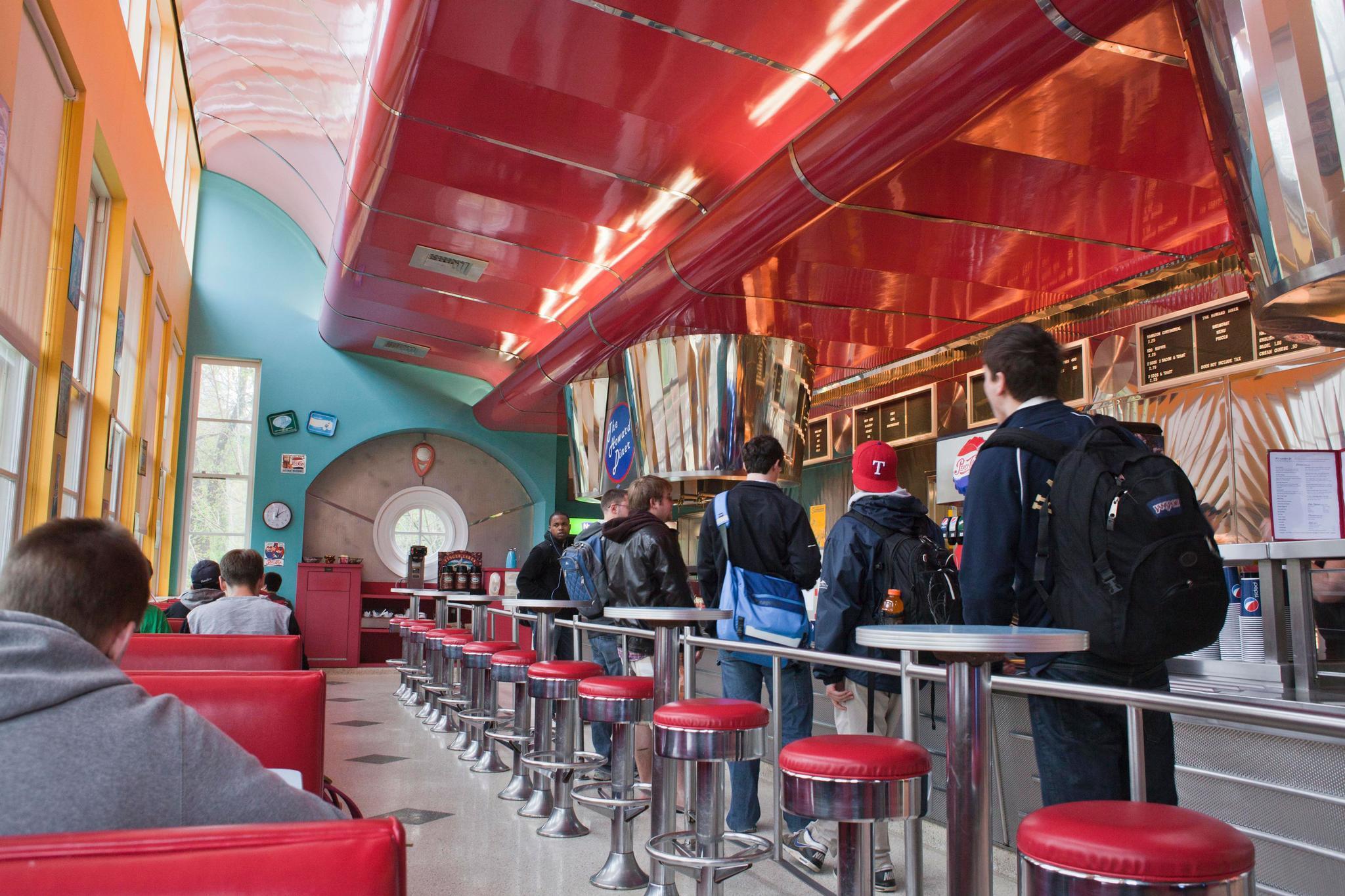 Where to Eat  Dining Halls  Hamilton College