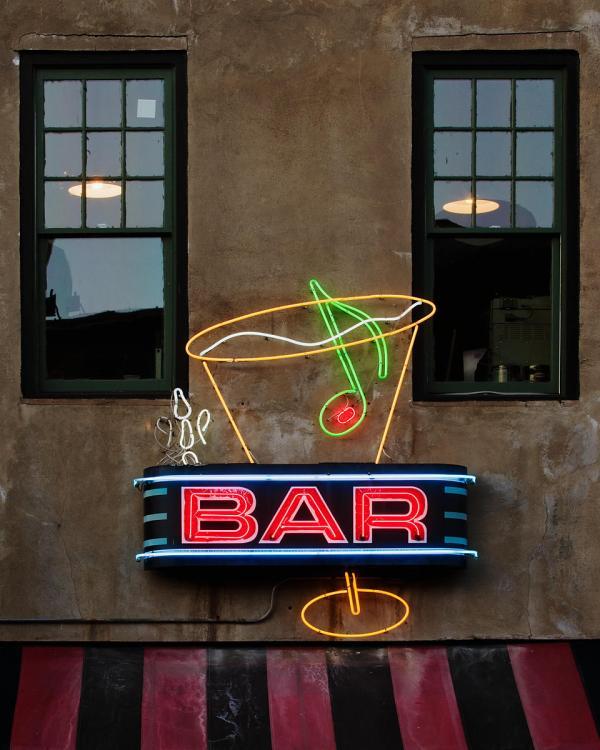 Clark Crenshaw Bar