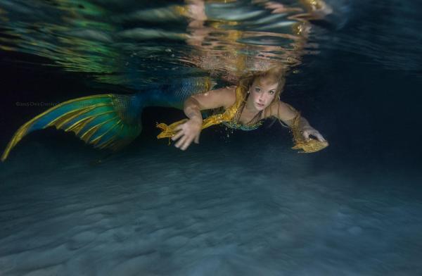 Chris Crumley Mermaids
