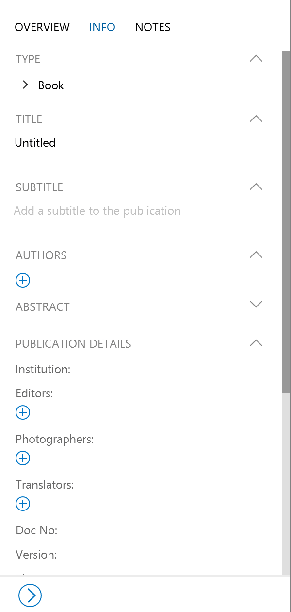 How to enter a new publication manually to your library