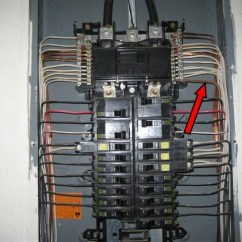 Residential Electrical Panel Wiring Diagram 2001 Vw Beetle Parts How To Perform Inspections - Page 553 Internachi Inspection Forum