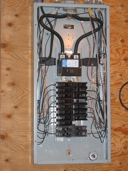 Electric Panels How To Inspect Residential Electrical Panels Online