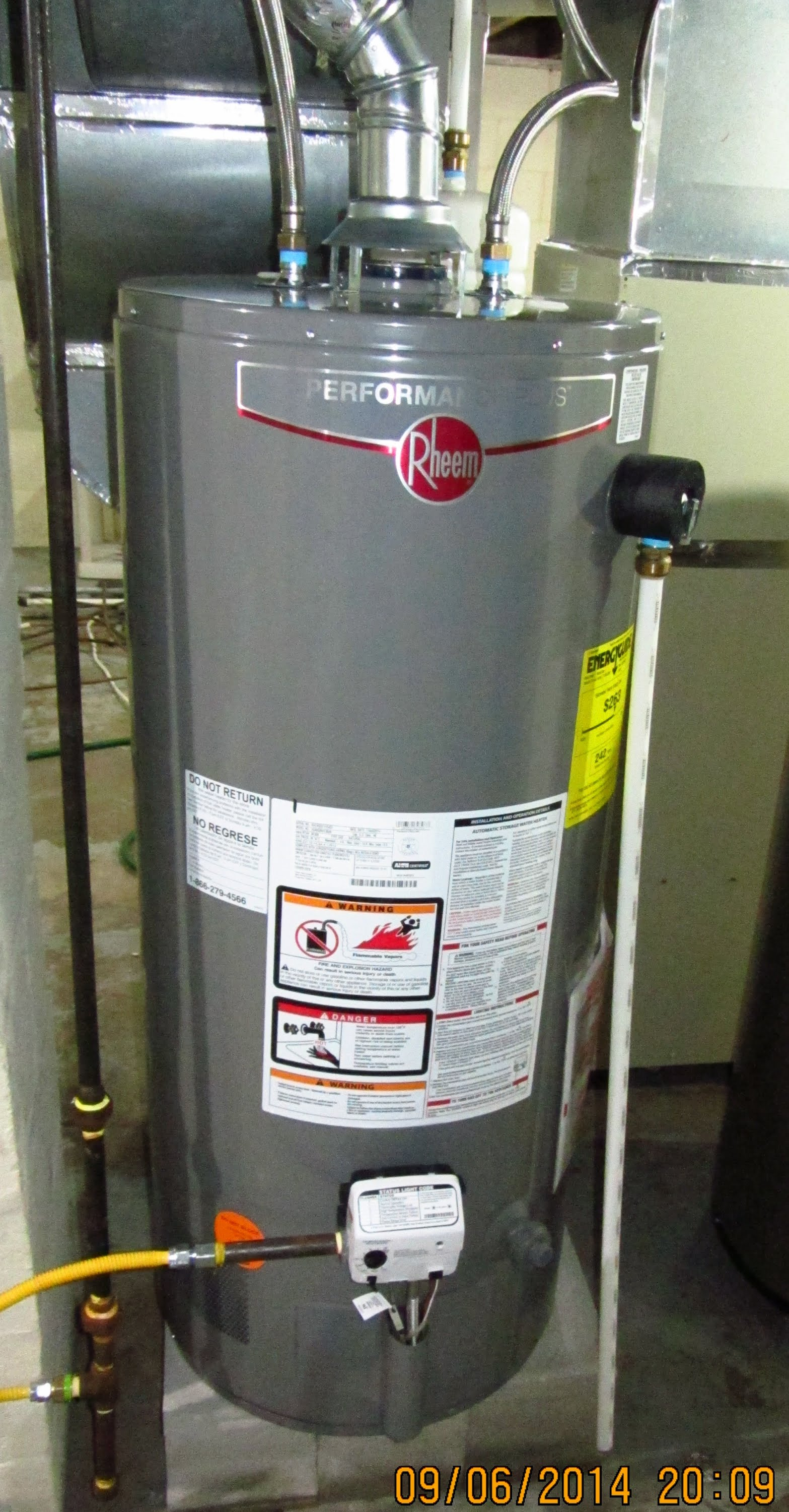 rheem water heater wiring diagram dual element mig welder residential plumbing overview for inspectors course page