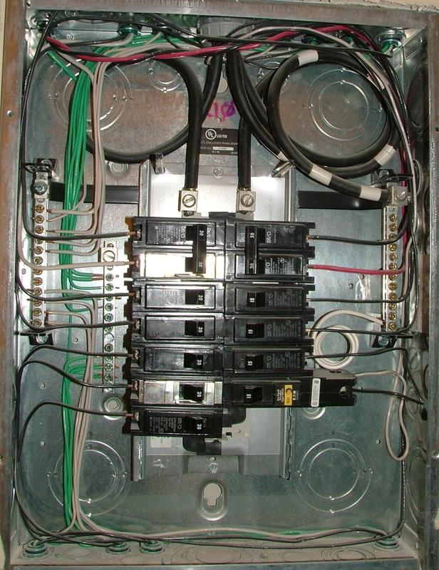 100 Amp Wadsworth Fuse Box Quot Electrical Panel Inspection Training Video Quot Course Page