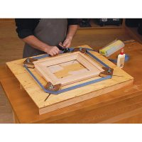 Easy-Adjust Picture Frame Jig Woodworking Plan from WOOD ...