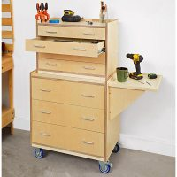 Shop Cabinets, Storage, & Organizers Woodworking Plans