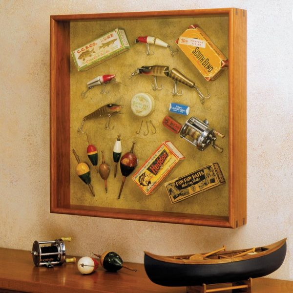 Shadow Box Woodworking Plan Wood Magazine