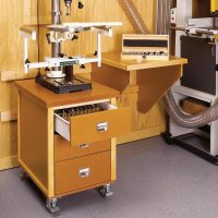 3-Drawer Utility Cabinet Woodworking Plan from WOOD Magazine