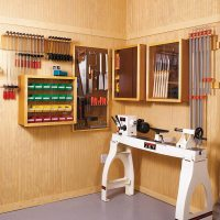 Super-Flexible Shop Storage Woodworking Plan from WOOD ...