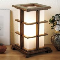 Warm-glow accent lamp Woodworking Plan from WOOD Magazine