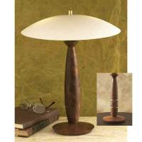 Turned Lamp Woodworking Plan from WOOD Magazine