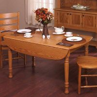 Drop-Leaf Table Woodworking Plan from WOOD Magazine